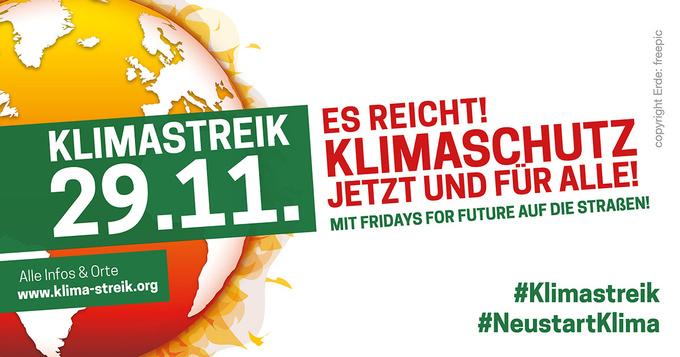 Klimastreik-November